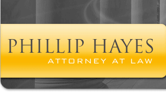 Phillip Hayes Attorney at Law